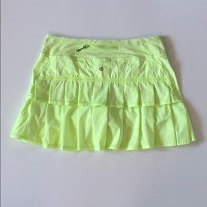 Lululemon Pace Setter Skirt- Regular